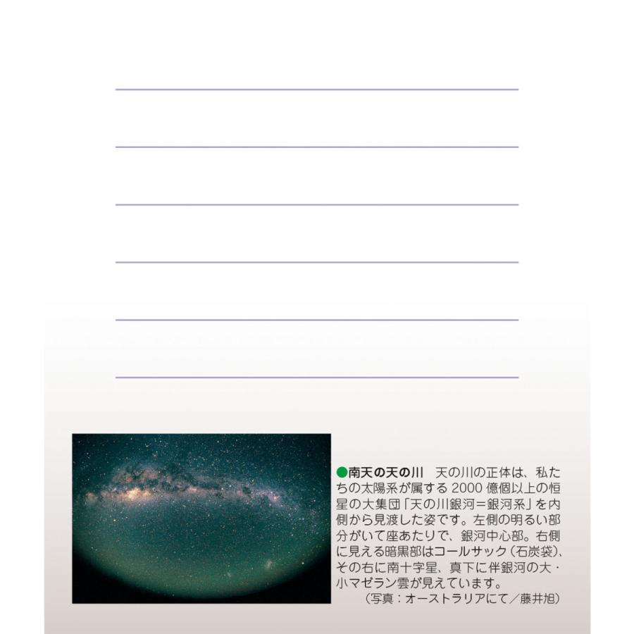 天体メモ帳II(星空のシンフォニーII)|starbook|07
