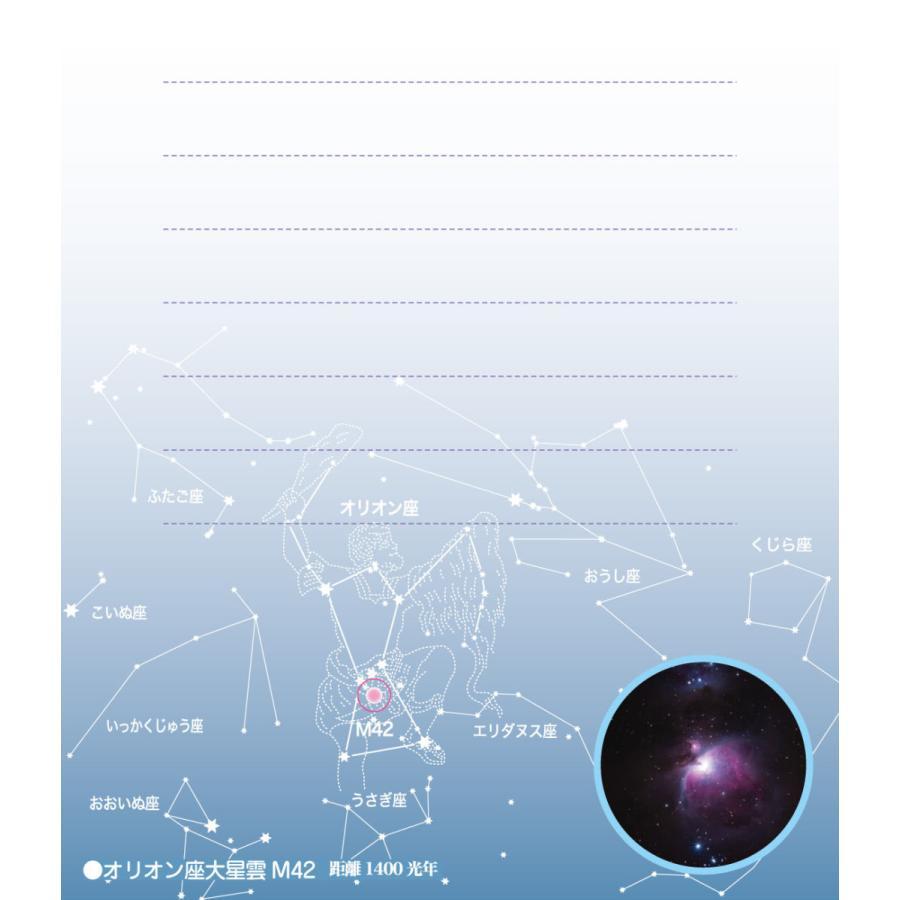 天体メモ帳(星空のシンフォニー)|starbook|06