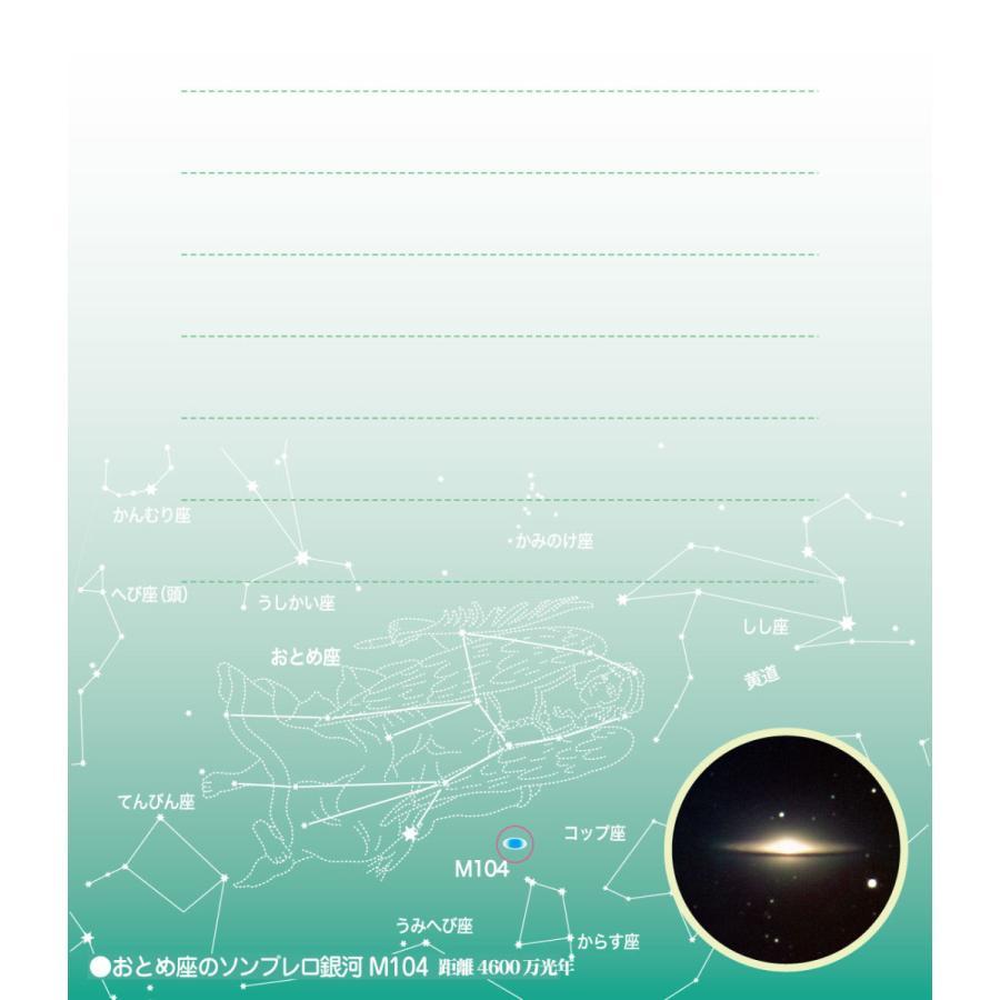 天体メモ帳(星空のシンフォニー)|starbook|07