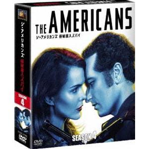 ジ・アメリカンズ 極秘潜入スパイ シーズン4<SEASONSコンパクト・ボックス> [DVD]|starclub