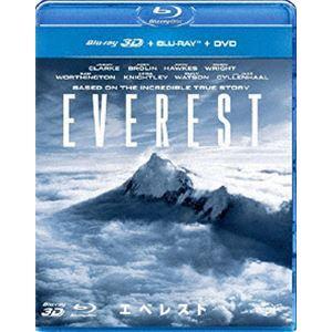 エベレスト 3Dブルーレイ+ブルーレイ+DVDセット [Blu-ray] starclub