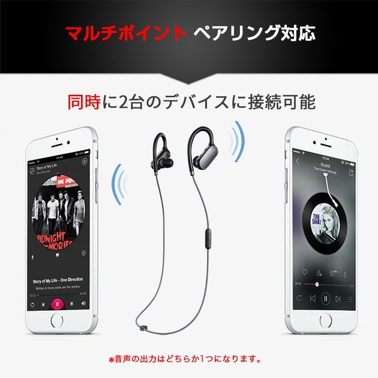 Xiaomi Bluetooth ワイヤレス イヤホン (カナル型) プレゼント ギフト 生活防水 防汗 連続再生7時間 技適認証済 1年保証付 国内正規品|starq-online|18