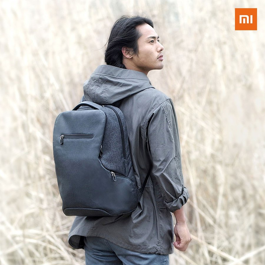 Xiaomi Mi Urban Backpack (ダークグレー) |  小米 シャオミ ビジネス 旅行 リュックサック  26L大容量 15.6インチ ラップトップ ノートブック用 正規品|starq-online|08