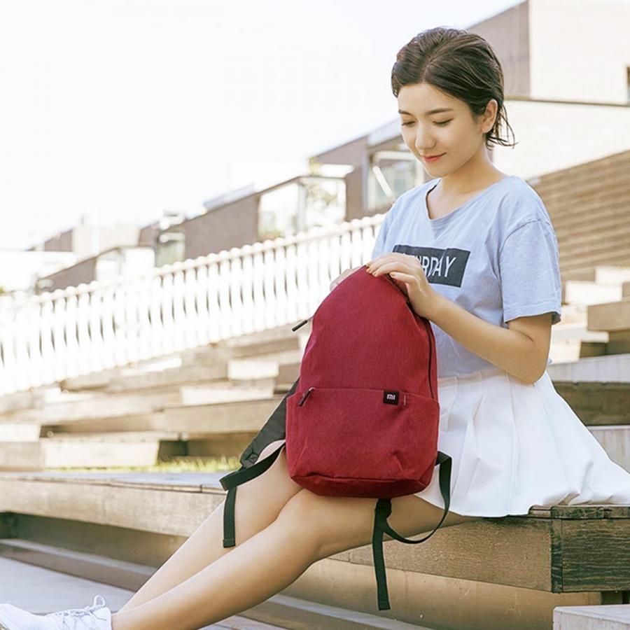 Xiaomi リュックサック カラフル Mi Colorful Mini Backpack Xiaomi 小米 シャオミ コンパクト 正規品 starq-online 02