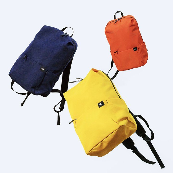 Xiaomi リュックサック カラフル Mi Colorful Mini Backpack Xiaomi 小米 シャオミ コンパクト 正規品 starq-online 16