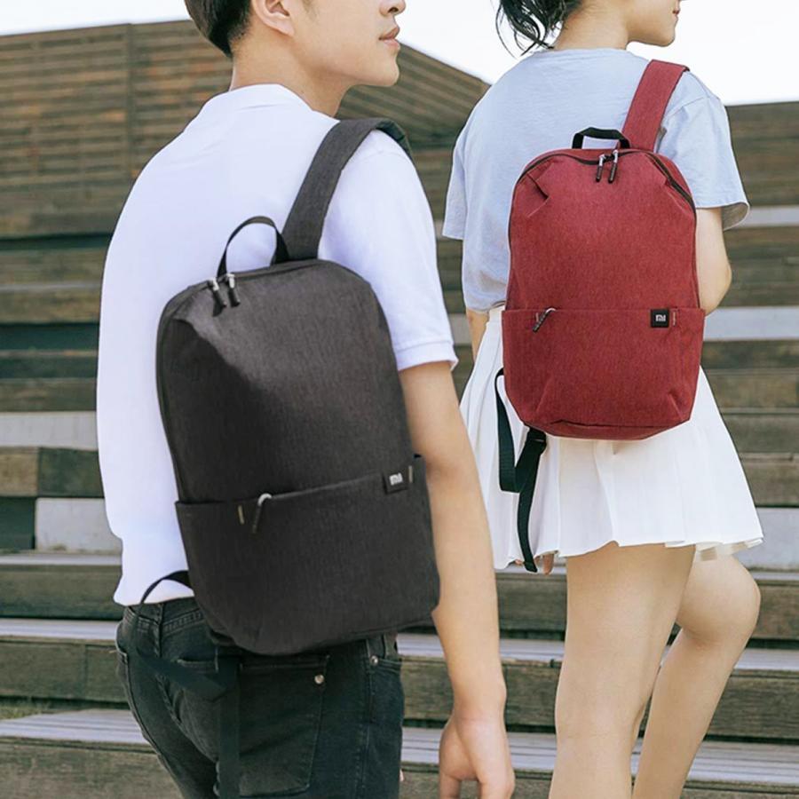 Xiaomi リュックサック カラフル Mi Colorful Mini Backpack Xiaomi 小米 シャオミ コンパクト 正規品 starq-online 03