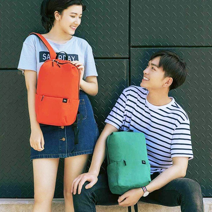 Xiaomi リュックサック カラフル Mi Colorful Mini Backpack Xiaomi 小米 シャオミ コンパクト 正規品 starq-online 08