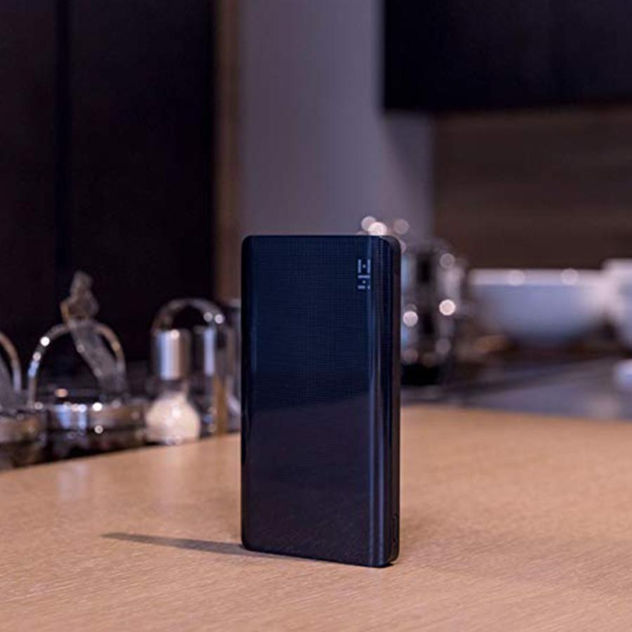 【日本正規代理店】 ZMI QB810 モバイルバッテリー 10000mAh 大容量 薄型 急速充電 薄型 PSE認証済 残量表示 スマホ充電器 携帯充電器 USB-Cポート付 18ヶ月保証 starq-online 03