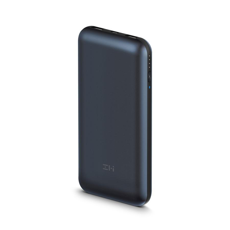 【日本正規代理店】 ZMI QB820 モバイルバッテリー 大容量 20000mAh 急速充電 3ポート同時出力 USBハブ ケーブル同梱 スマホ 充電器 PSE認証済 18ヶ月保証 starq-online 02