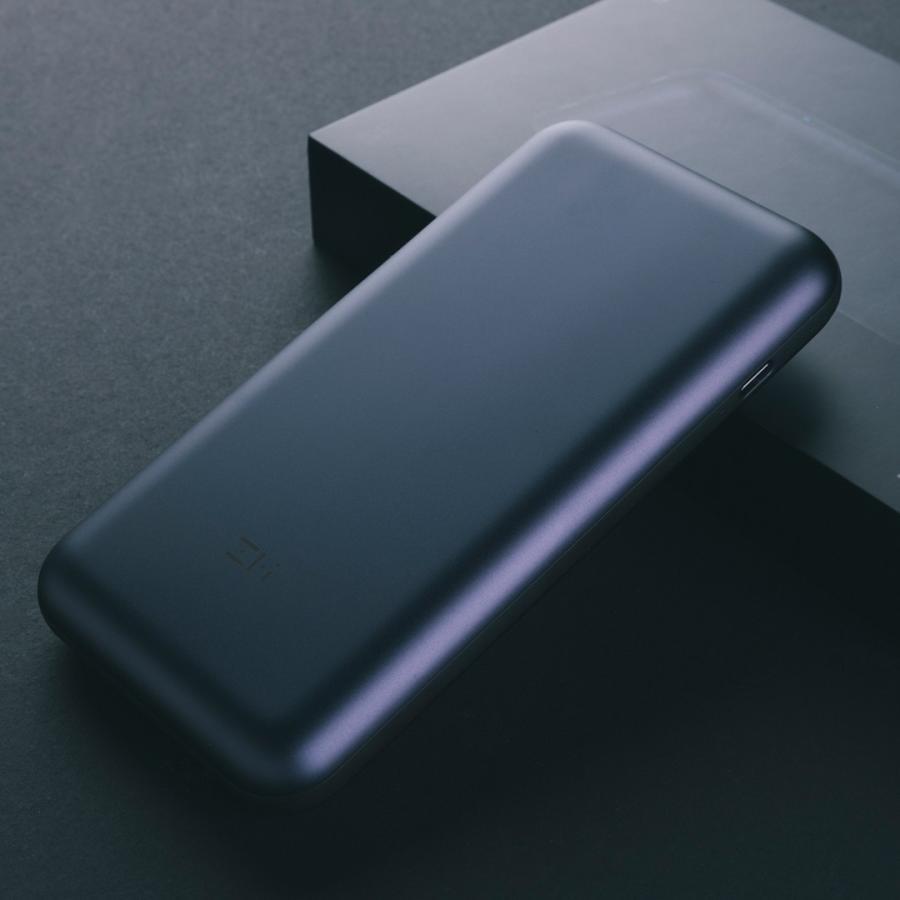 【日本正規代理店】 ZMI QB820 モバイルバッテリー 大容量 20000mAh 急速充電 3ポート同時出力 USBハブ ケーブル同梱 スマホ 充電器 PSE認証済 18ヶ月保証 starq-online 14