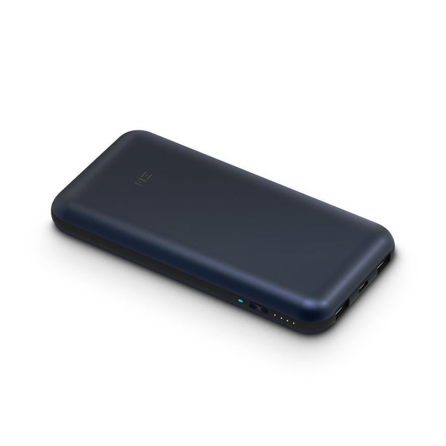 【日本正規代理店】 ZMI QB820 モバイルバッテリー 大容量 20000mAh 急速充電 3ポート同時出力 USBハブ ケーブル同梱 スマホ 充電器 PSE認証済 18ヶ月保証 starq-online 04