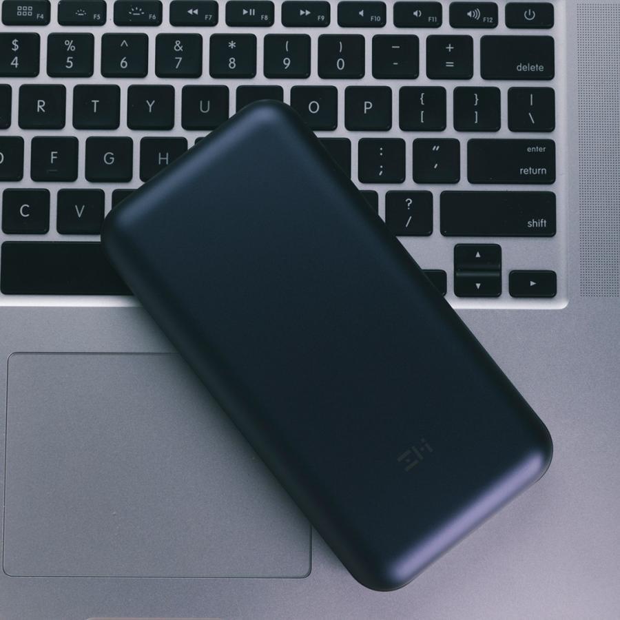 【日本正規代理店】 ZMI QB820 モバイルバッテリー 大容量 20000mAh 急速充電 3ポート同時出力 USBハブ ケーブル同梱 スマホ 充電器 PSE認証済 18ヶ月保証 starq-online 09
