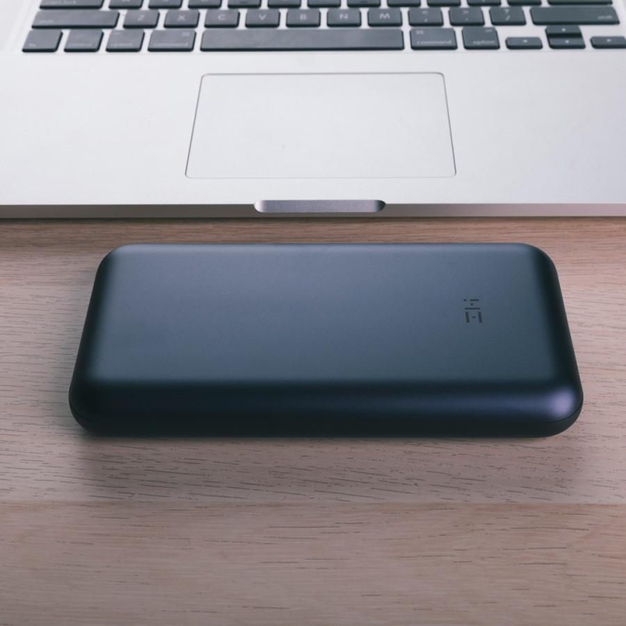 【日本正規代理店】 ZMI QB820 モバイルバッテリー 大容量 20000mAh 急速充電 3ポート同時出力 USBハブ ケーブル同梱 スマホ 充電器 PSE認証済 18ヶ月保証 starq-online 10
