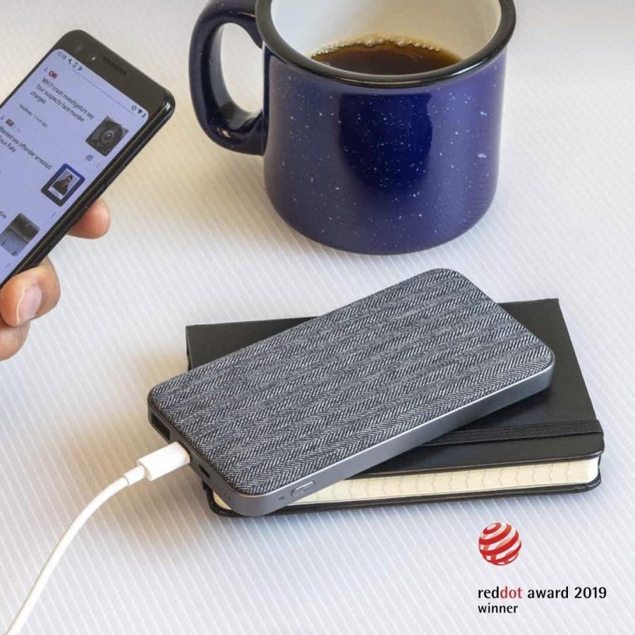 【日本正規代理店】 ZMI QB910 10000mAh モバイルバッテリー  大容量 薄型 急速充電 PSE認証済 残量表示 USBハブ機能 スマホ充電器 携帯充電器 18ヶ月保証 starq-online 11