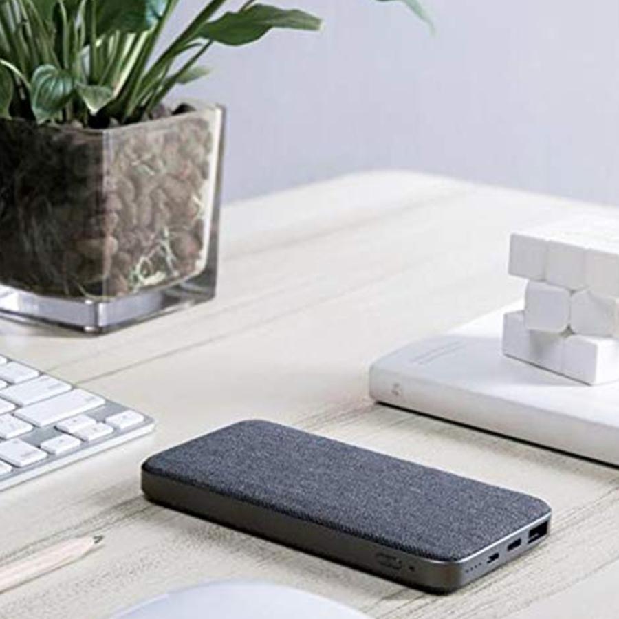 【日本正規代理店】 ZMI QB910 10000mAh モバイルバッテリー  大容量 薄型 急速充電 PSE認証済 残量表示 USBハブ機能 スマホ充電器 携帯充電器 18ヶ月保証 starq-online 07