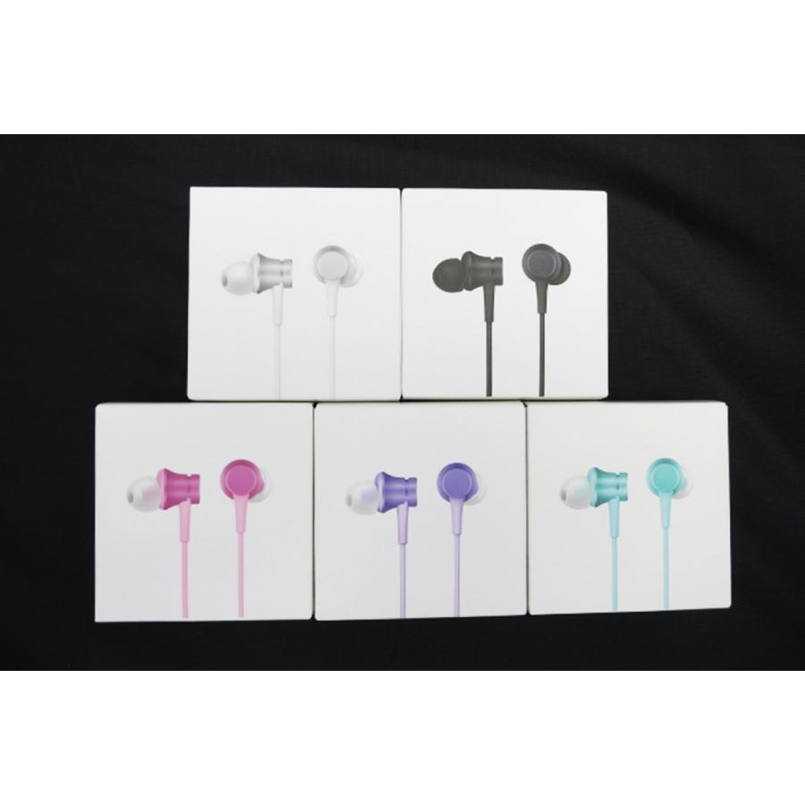 Xiaomi イヤホン Mi In-Ear Headphones Basic インナーイヤー カラフル 有線 マイク 小米 シャオミ 正規品|starq-online|10
