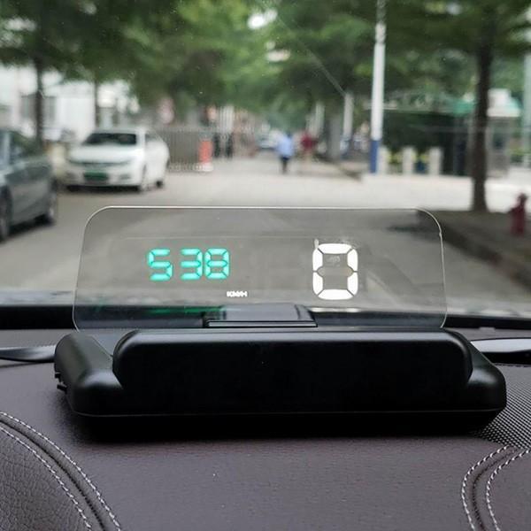 ヘッドアップディスプレイ HUD GPS Crossfield 投影 スピードメーター デジタル プロジェクター 最先端モデル 近未来 T900 日本国内モデル|starvillage|12