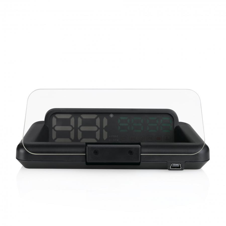 ヘッドアップディスプレイ HUD GPS Crossfield 投影 スピードメーター デジタル プロジェクター 最先端モデル 近未来 T900 日本国内モデル|starvillage|08