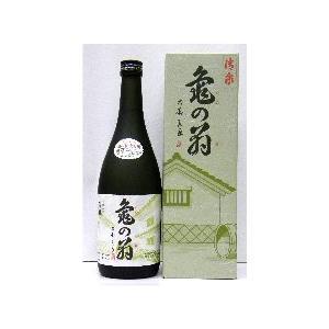 ホワイトデー ギフト 清泉 亀の翁 純米大吟醸 日本酒 720ml|stary