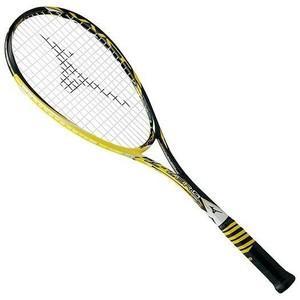 人気絶頂 MIZUNO ミズノ ソフトテニスラケット ジスト Zゼロ (ブラック×イエロー) お取り寄せ商品, 西京区 a72cdbb7