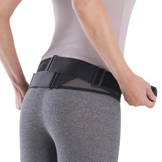MIZUNO ミズノ 腰部骨盤ベルト(メッシュタイプ/補助ベルト付) お取り寄せ商品