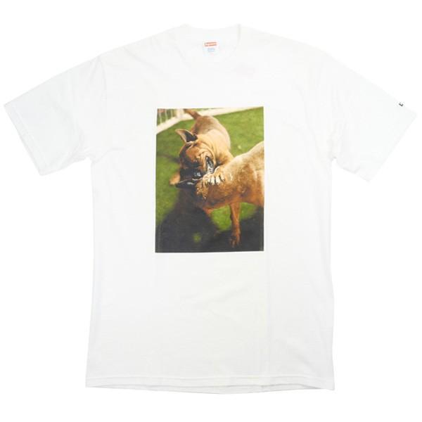 出産祝い シュプリーム SUPREME 06SS Dog シュプリーム Fight 白 SUPREME Tee Tシャツ 白 Size【L】【新古品・未使用品】, 【セール 登場から人気沸騰】:dad4ffbf --- grafis.com.tr