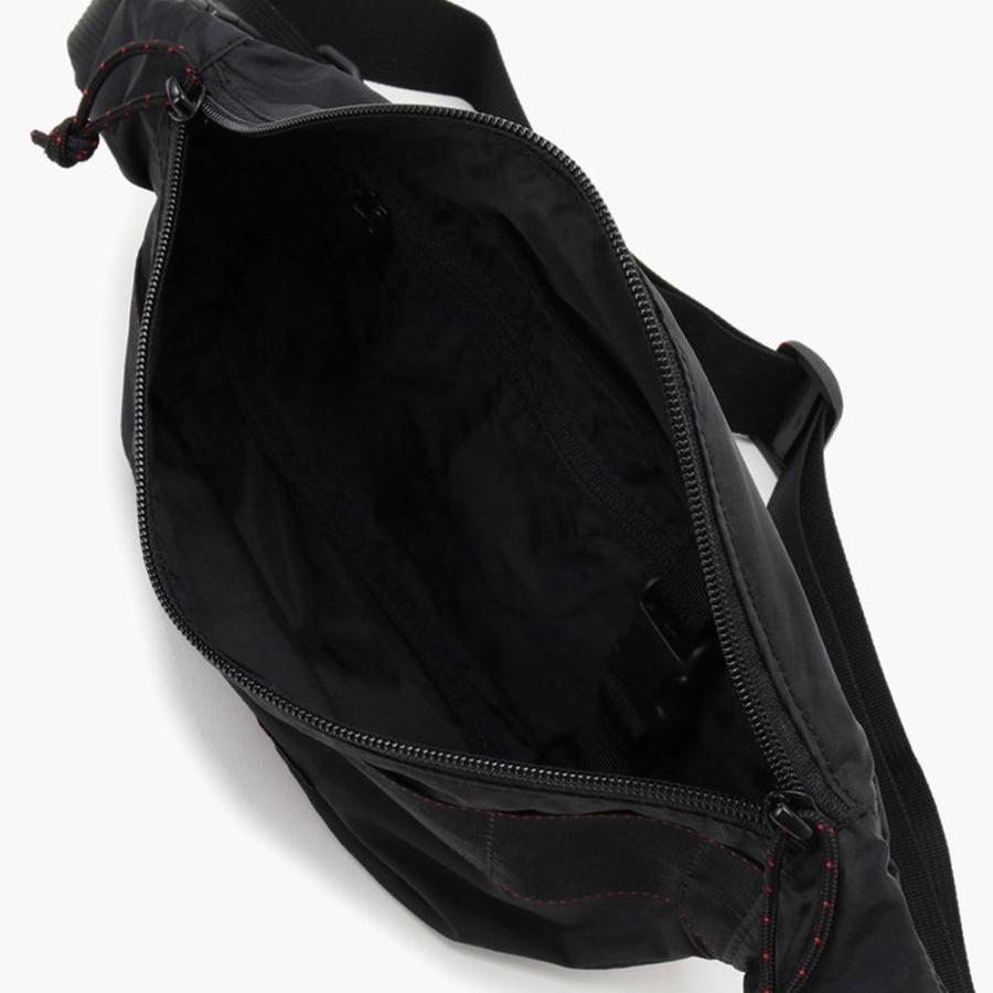 ブリーフィング BRIEFING ショルダーバッグ ウエストバッグ ミニ ポッド SL パッカブル ウェストバッグ ボディーバッグ ブラック 黒 MINI POD SL BRM181204|stay|12