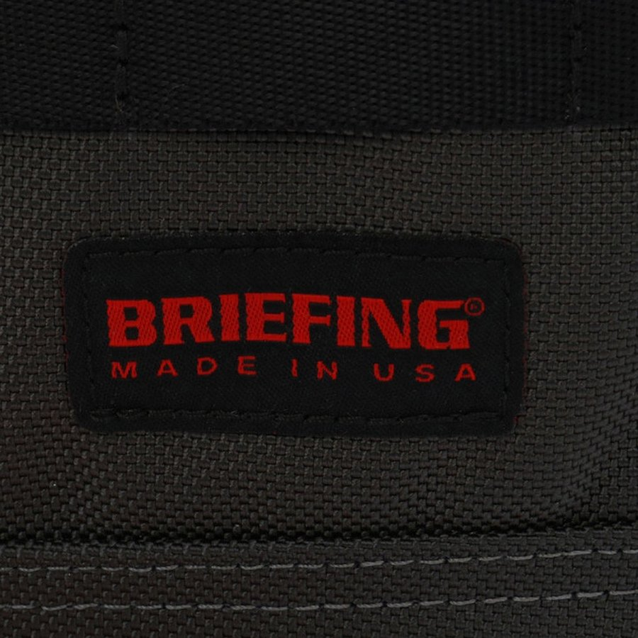 ブリーフィング BRIEFING リュック グラビティーパック GRAVITY PACK バックパック リュックサック デイパック ビジネスバッグ メンズ ブラック 黒 BRF508219 stay 09