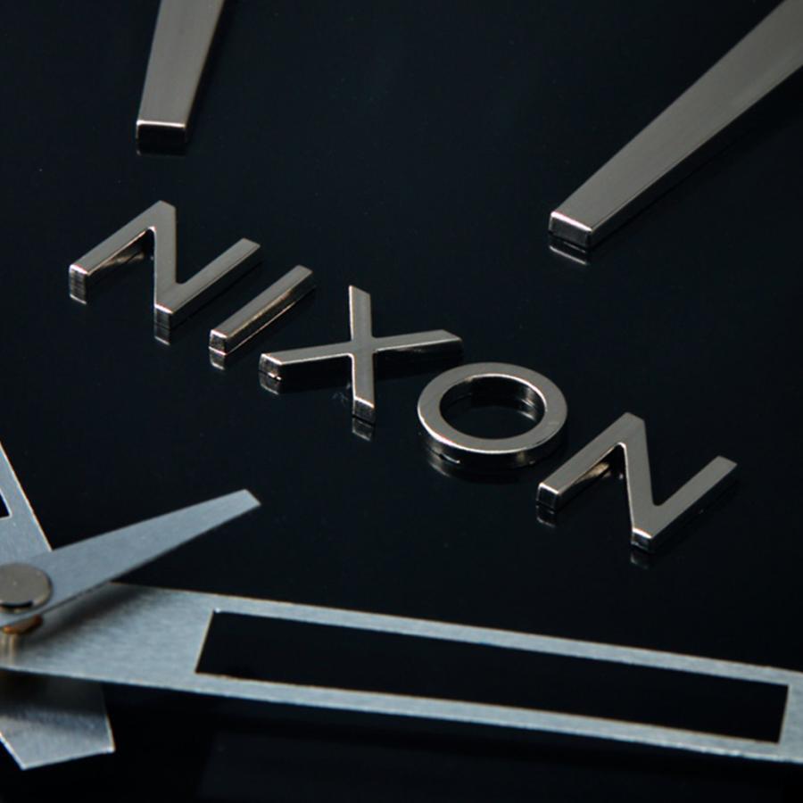 ニクソン NIXON 時計 壁掛け時計 ウォールクロック セントリー センチュリー クォ―ツ インテリア サーフィン おしゃれ プレゼント Sentry Wall Clock C3075|stay|04