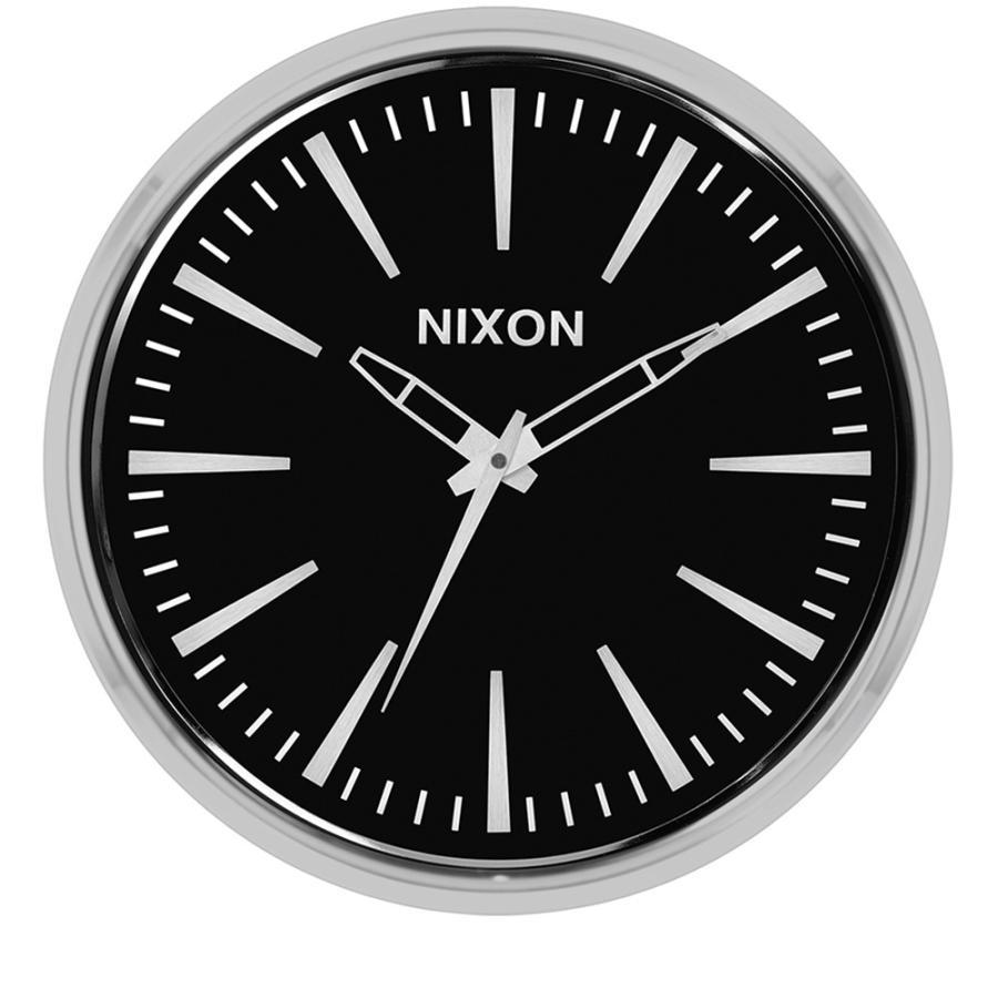 ニクソン NIXON 時計 壁掛け時計 ウォールクロック セントリー センチュリー クォ―ツ インテリア サーフィン おしゃれ プレゼント Sentry Wall Clock C3075|stay|05