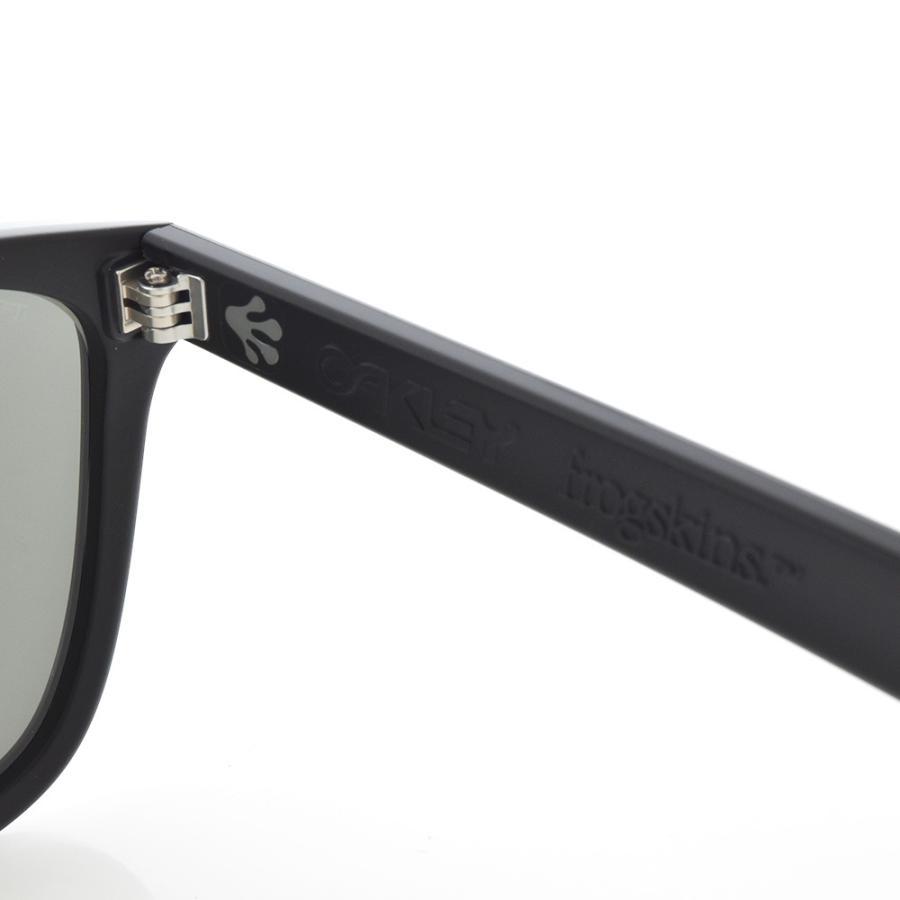 オークリー OAKLEY サングラス フロッグスキン 35周年記念モデル 数量限定 メンズ マットブラック Frogskins 35th Anniversary Limited Edition OO9444F-0257|stay|06