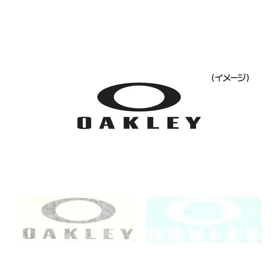 オークリー OAKLEY ステッカー ファンデーションロゴ カッティングステッカー スモール ダイカット シール デカール アウトドア 黒 白AOO0002ET|stay