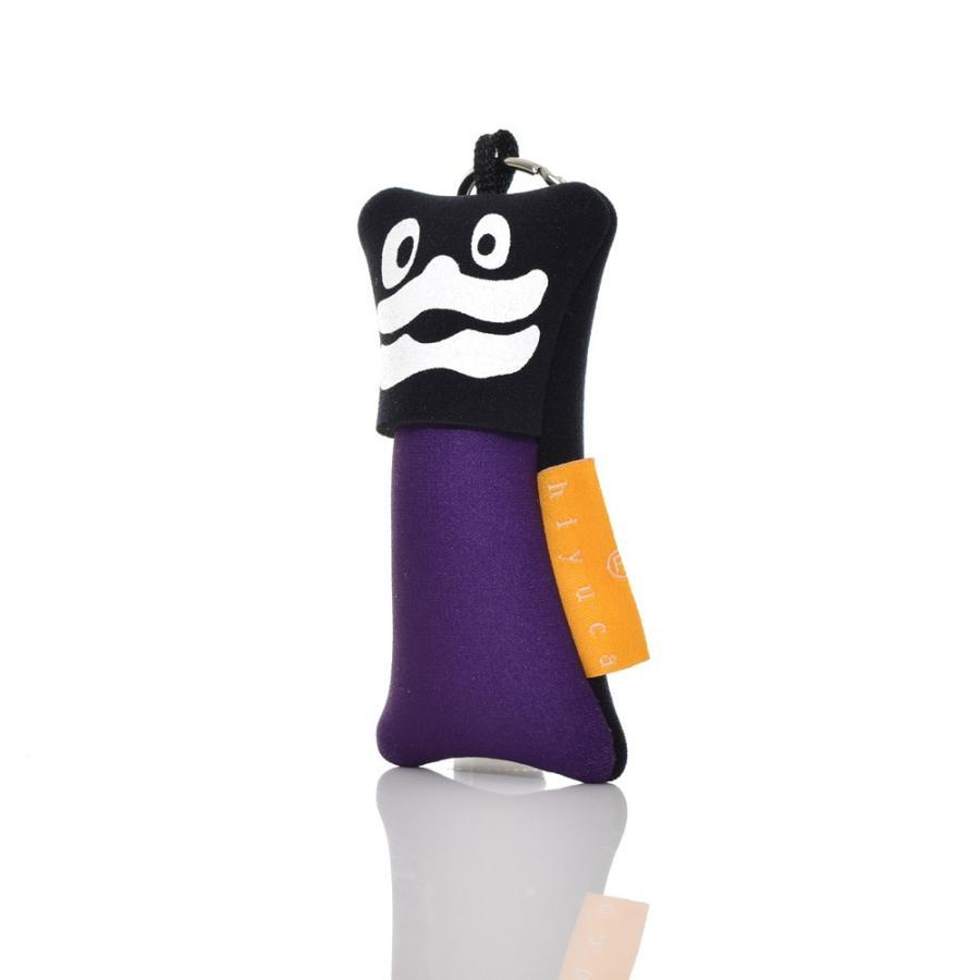 ヒユカ Hiyuca Mr.Eco-Lips ミスターエコリップス キーケース リップクリームケース サステナブル レディース メンズ ブランド メンバーカラー かわいい 日本製 stayblue 14
