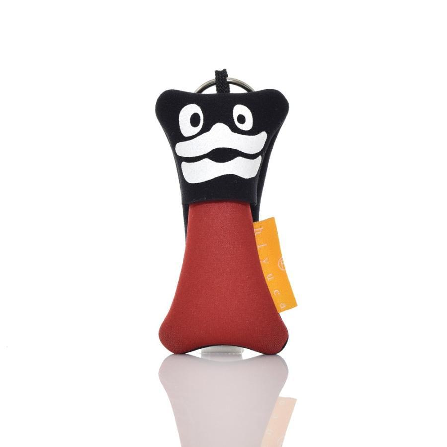 ヒユカ Hiyuca Mr.Eco-Lips ミスターエコリップス キーケース リップクリームケース サステナブル レディース メンズ ブランド メンバーカラー かわいい 日本製 stayblue 03