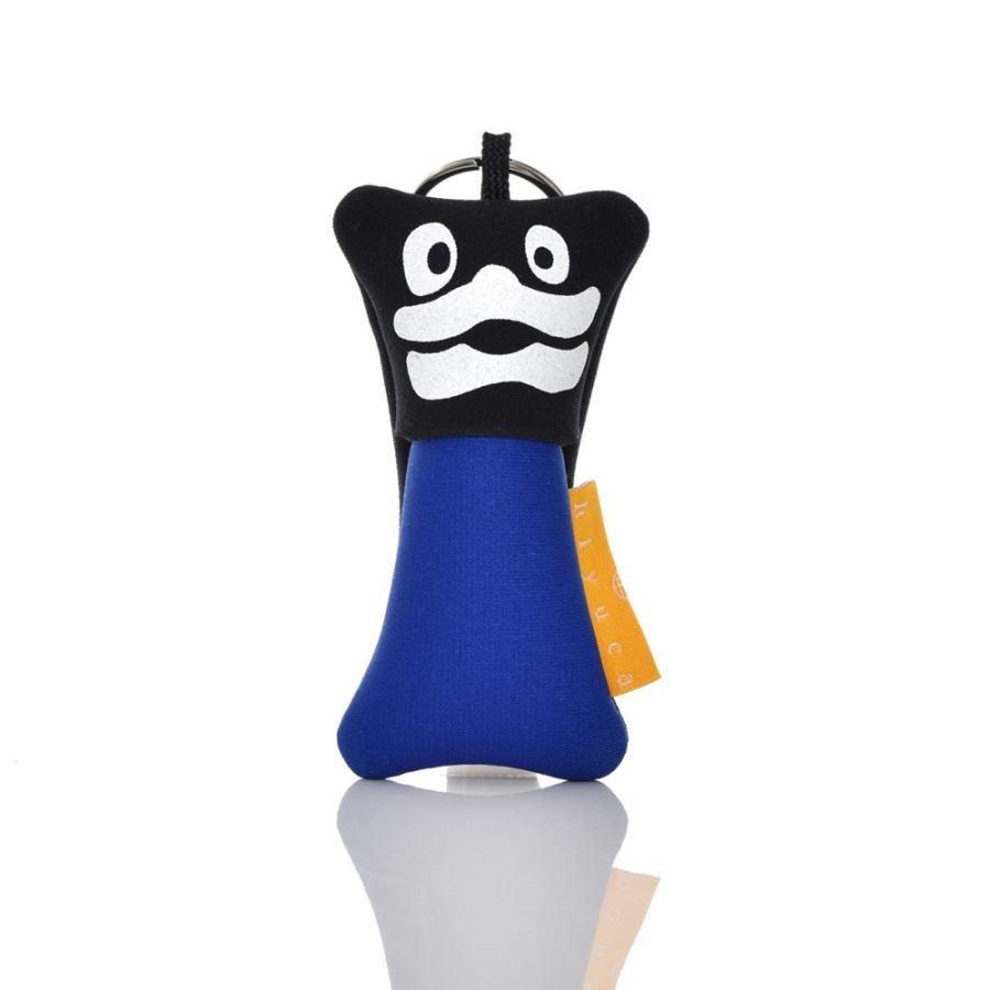 ヒユカ Hiyuca Mr.Eco-Lips ミスターエコリップス キーケース リップクリームケース サステナブル レディース メンズ ブランド メンバーカラー かわいい 日本製 stayblue 08
