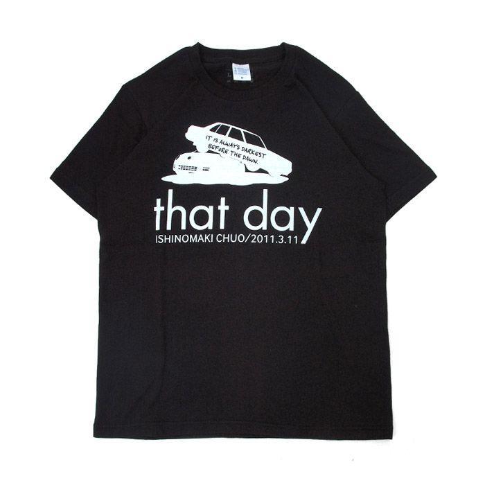 Tシャツ ライフ イズ アート CAR Black メンズ|stayblue
