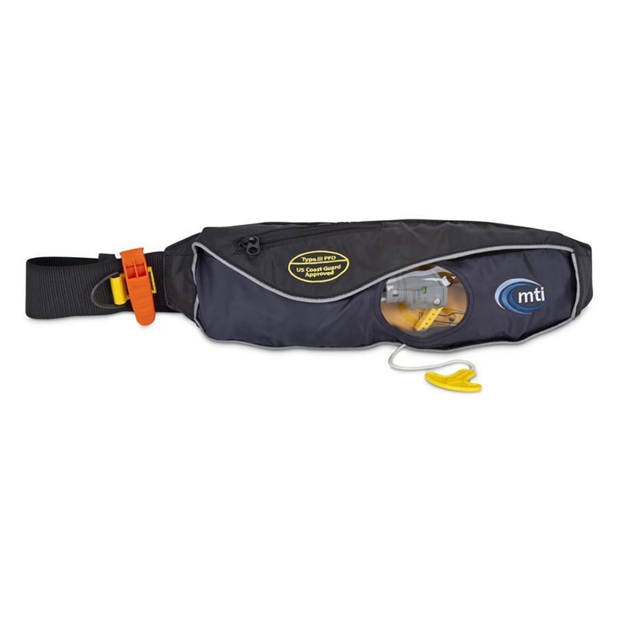 【SALE】 ブラック 膨脹式LJポーチ SUP用 インフレータブルライフジャケット (ポーチタイプ) マリンスポーツ サップ SUP, 東京ヒマワリ d6cef773