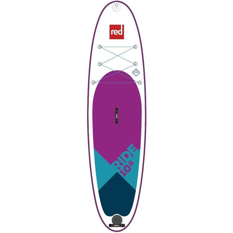【在庫限り】 Red Paddle(レッドパドル サップ) インフレータブルSUPボード 10'6