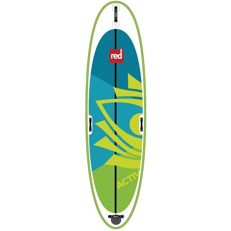 激安特価 Red ACTIV Paddle(レッドパドル Red サップ) インフレータブルSUPボード 10'8