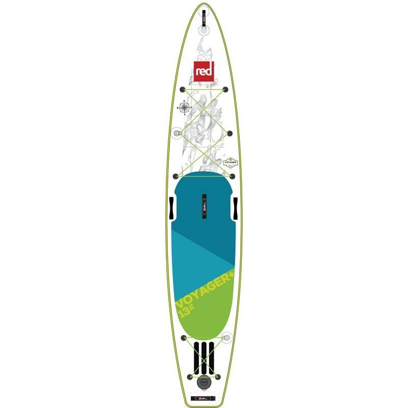 【超目玉枠】 Red Paddle(レッドパドル サップ) VOYAGER+ インフレータブルSUPボード Red 13'2