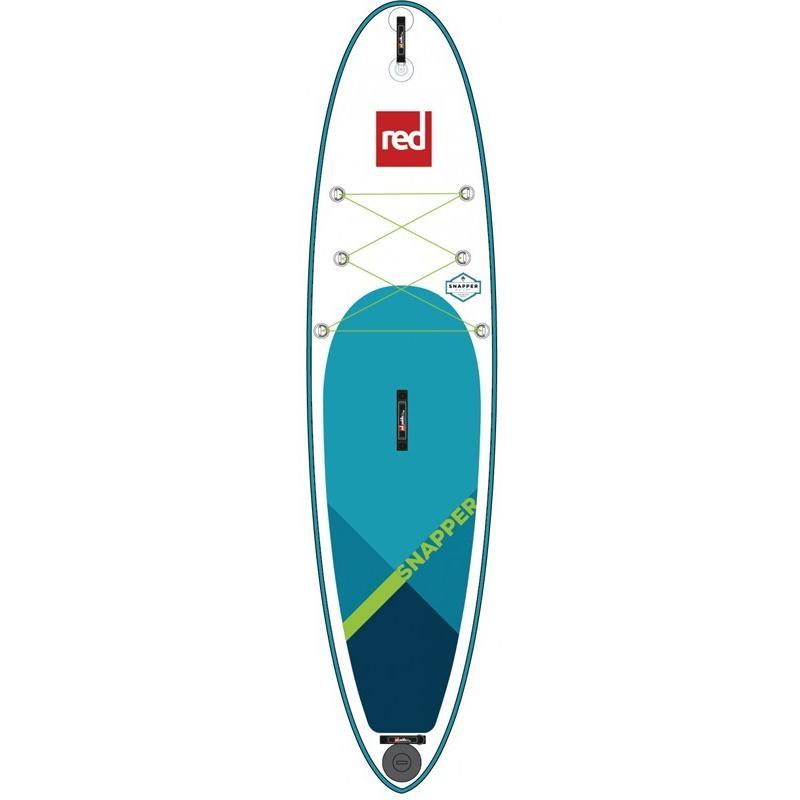 【オンライン限定商品】 Red Paddle(レッドパドル サップ) インフレータブルSUPボード Red SNAPPER 9'4