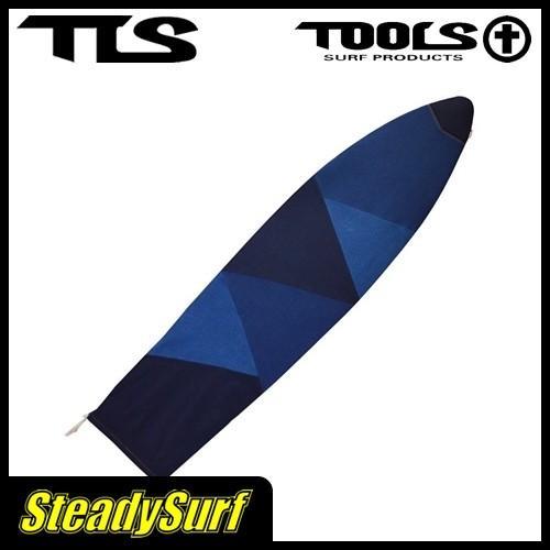 6'6 ショート ソフトケース デニムケース TLS DENIM CASE Short 6'6 Triangle TOOLS ツールス サーフィン