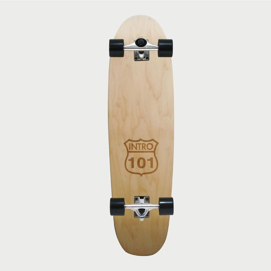 スケートボード/INTRO(イントロ)CT-X 36(ルート101)オリジナル 36inch SKATE BOARD/サーフスケート/練習/トレーニング/バランス/スケボー
