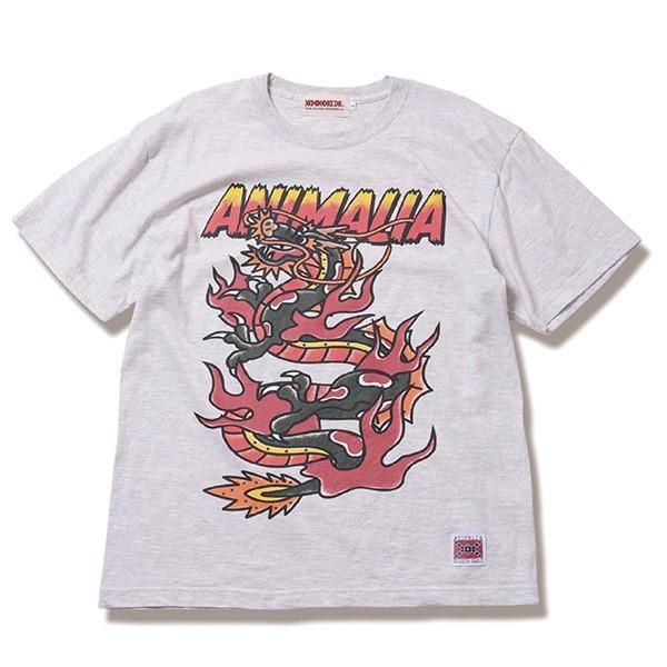 ANIMALIA アニマリア DRAGON S/S|steelo|04