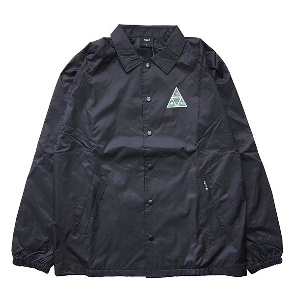 HUF ハフ DIMENSIONS COACHES JACKET|steelo|02