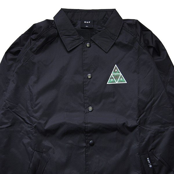 HUF ハフ DIMENSIONS COACHES JACKET|steelo|03