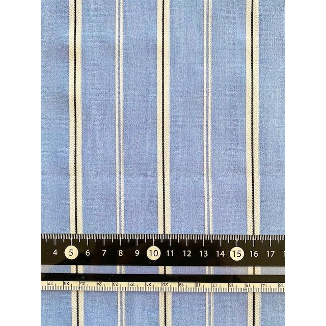 ストレッチストライプ  STELLAの服地 イエロー、ブルー、ネイビーの3色|stella-0707|05