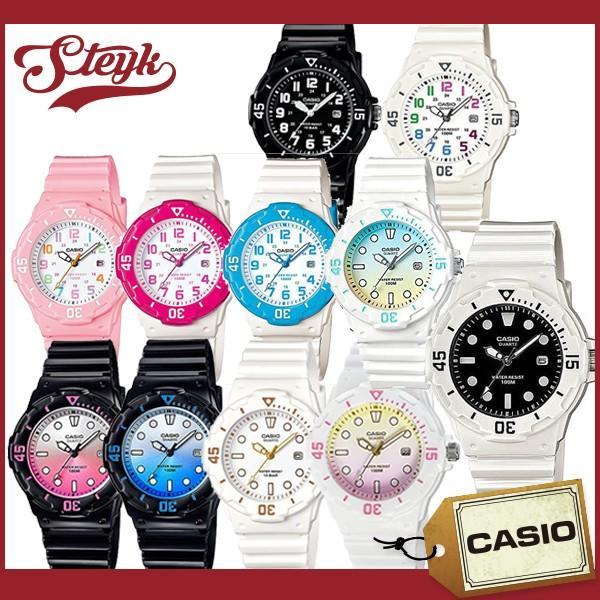 CASIO LRW-200H 保障 カシオ 大決算セール アナログ レディース 腕時計