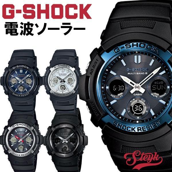 大好評です CASIO AWG-M100 G-SHOCK Gショック 電波 カシオ ソーラー電波時計 休日 腕時計 アウトドア ビジネスカジュアル