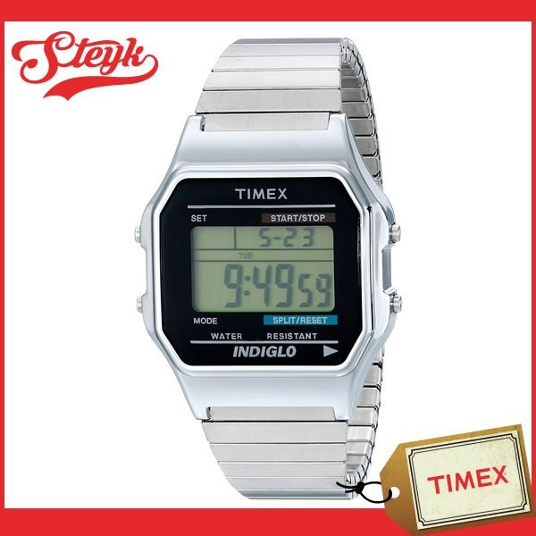 TIMEX T78587 タイメックス ●日本正規品● 腕時計 CLASSIC クラシック 商い デジタル メンズ